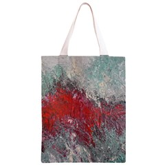 Metallic Abstract 2 Classic Light Tote Bag