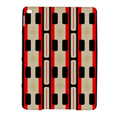 Rectangles And Stripes Pattern 			apple Ipad Air 2 Hardshell Case