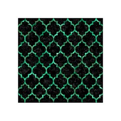 Tile1 Black Marble & Green Marble (r) Acrylic Tangram Puzzle (4  X 4 )