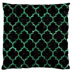 Tile1 Black Marble & Green Marble (r) Standard Flano Cushion Case (two Sides)