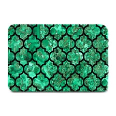 Tile1 Black Marble & Green Marble Plate Mat