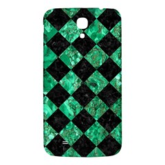 Square2 Black Marble & Green Marble Samsung Galaxy Mega I9200 Hardshell Back Case