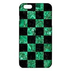 Square1 Black Marble & Green Marble Iphone 6 Plus/6s Plus Tpu Case