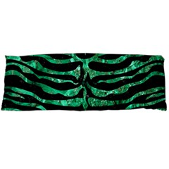 Skin2 Black Marble & Green Marble (r) Body Pillow Case Dakimakura (two Sides)