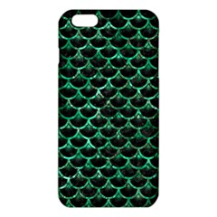 Scales3 Black Marble & Green Marble (r) Iphone 6 Plus/6s Plus Tpu Case