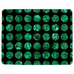 Circles1 Black Marble & Green Marble (r) Jigsaw Puzzle Photo Stand (rectangular)