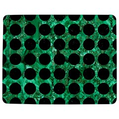 Circles1 Black Marble & Green Marble Jigsaw Puzzle Photo Stand (rectangular)