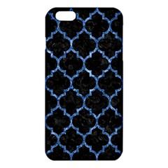 TIL1 BK-BL MARBLE (R) iPhone 6 Plus/6S Plus TPU Case
