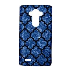TIL1 BK-BL MARBLE LG G4 Hardshell Case