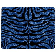 Skin2 Black Marble & Blue Marble Jigsaw Puzzle Photo Stand (rectangular)