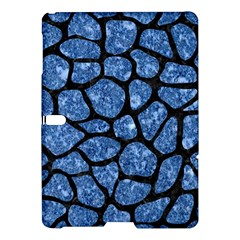 Skin1 Black Marble & Blue Marble (r) Samsung Galaxy Tab S (10 5 ) Hardshell Case