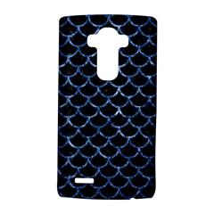 SCA1 BK-BL MARBLE (R) LG G4 Hardshell Case