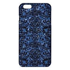 DMS2 BK-BL MARBLE iPhone 6 Plus/6S Plus TPU Case