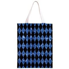 DIA1 BK-BL MARBLE Classic Light Tote Bag