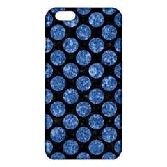 CIR2 BK-BL MARBLE (R) iPhone 6 Plus/6S Plus TPU Case