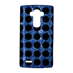 CIR1 BK-BL MARBLE LG G4 Hardshell Case