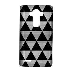 TRI3 BK MARBLE SILVER LG G4 Hardshell Case