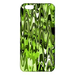 Funky Chevron Green iPhone 6 Plus/6S Plus TPU Case