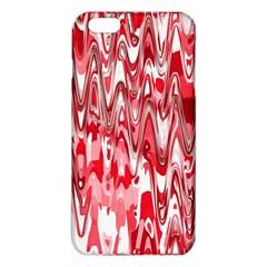 Funky Chevron Red iPhone 6 Plus/6S Plus TPU Case