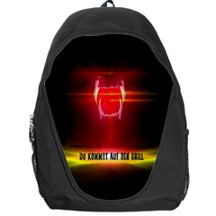 Famous last words - Du kommst auf den Grill Backpack Bag