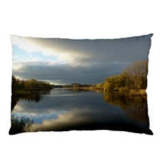 View   On The Lake Pillow Cases (two Sides)