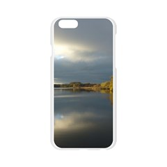 View   On The Lake Apple Seamless iPhone 6/6S Case (Transparent)