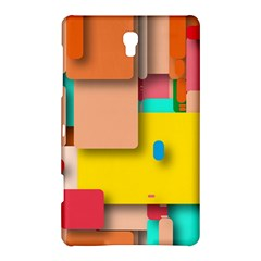 Rounded Rectangles Samsung Galaxy Tab S (8 4 ) Hardshell Case