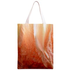 Floating Peach Classic Light Tote Bag