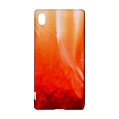 Floating Orange Sony Xperia Z3+