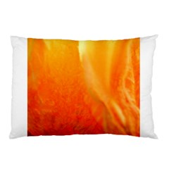 Floating Orange And Yellow Pillow Cases