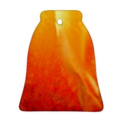 Floating Orange And Yellow Ornament (bell)
