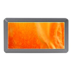 Floating Orange And Yellow Memory Card Reader (mini)