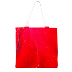 Red and Beautiful Grocery Light Tote Bag