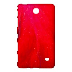 Red And Beautiful Samsung Galaxy Tab 4 (8 ) Hardshell Case