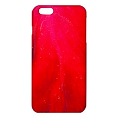 Red and Beautiful iPhone 6 Plus/6S Plus TPU Case