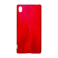 Red And Beautiful Sony Xperia Z3+