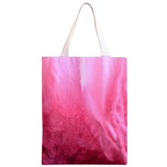 Floating Pink Classic Light Tote Bag