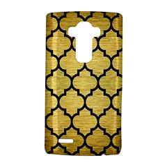 TIL1 BK MARBLE GOLD (R) LG G4 Hardshell Case