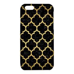 TIL1 BK MARBLE GOLD iPhone 6/6S TPU Case