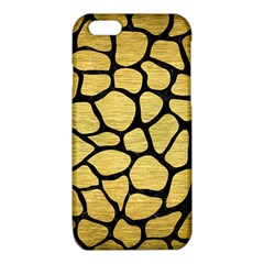 SKN1 BK MARBLE GOLD iPhone 6/6S TPU Case