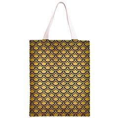 SCA2 BK MARBLE GOLD (R) Classic Light Tote Bag
