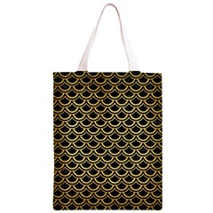 SCA2 BK MARBLE GOLD Classic Light Tote Bag