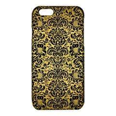 DMS2 BK MARBLE GOLD (R) iPhone 6/6S TPU Case