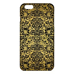 DMS2 BK MARBLE GOLD (R) iPhone 6 Plus/6S Plus TPU Case