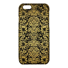 DMS2 BK MARBLE GOLD iPhone 6/6S TPU Case