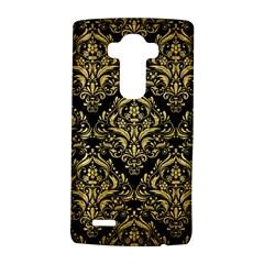 DMS1 BK MARBLE GOLD LG G4 Hardshell Case