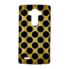 CIR2 BK MARBLE GOLD (R) LG G4 Hardshell Case