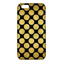 CIR2 BK MARBLE GOLD iPhone 6/6S TPU Case