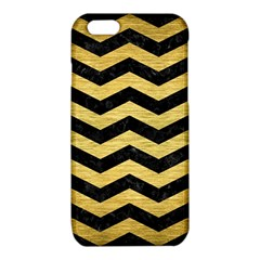 CHV3 BK MARBLE GOLD iPhone 6/6S TPU Case