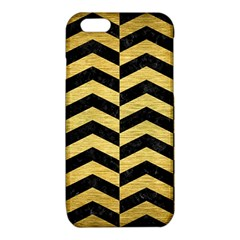 CHV2 BK MARBLE GOLD iPhone 6/6S TPU Case